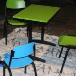 Opknappen kindermeubels Kinder Kringloopwinkel Maandewark
